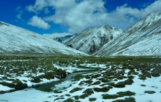 Ganden To Samye Trek (Fly In - Out)